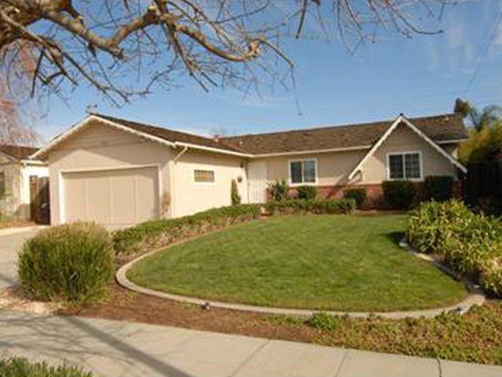 3744 Sorci Dr, San Jose, CA 95124