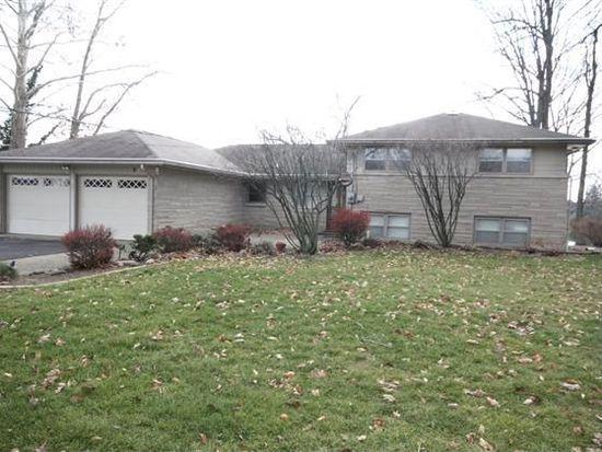 3843 W North Wood Lake Dr, Columbus, IN 47201