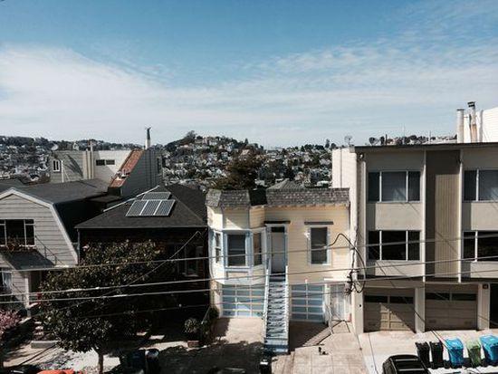 4165 Cesar Chavez St, San Francisco, CA 94131