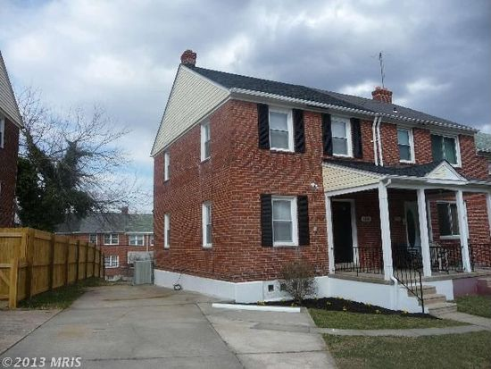 1018 Witherspoon Rd, Baltimore, MD 21212