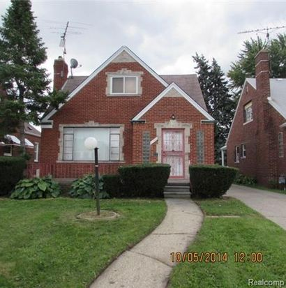 11520 Kenmoor St, Detroit, MI 48205