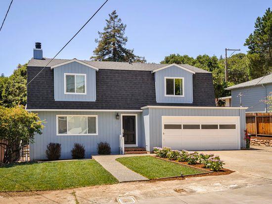 812 Covington Rd, Belmont, CA 94002