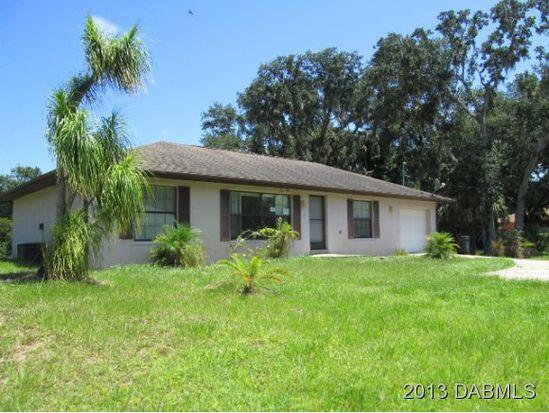 250 Cypress Ave, Oak Hill, FL 32759