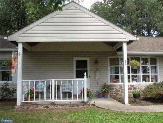 23 Hellberg Ave, Chalfont, PA 18914