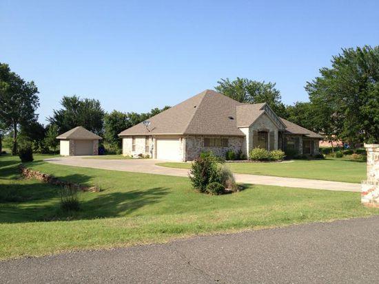 18145 Whisper Creek Dr, Choctaw, OK 73020