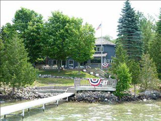 2303 Terrace Ave, Central Lake, MI 49622