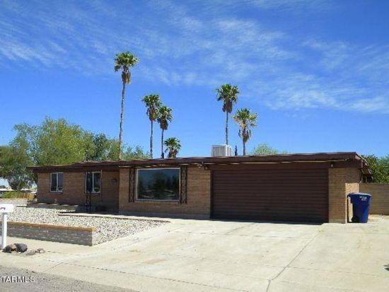 8301 E Rolling Ridge St, Tucson, AZ 85710