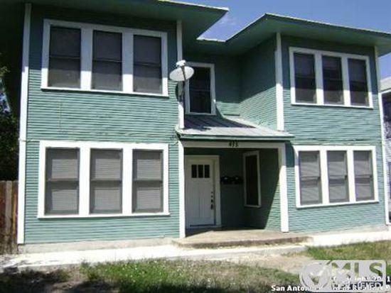 415 E Locust St APT 4, San Antonio, TX 78212