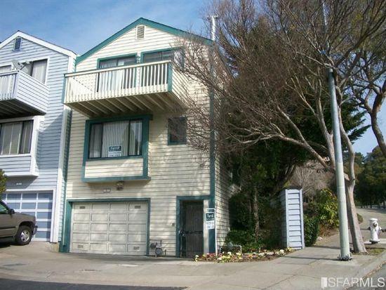 2 Las Villas Ct, San Francisco, CA 94124