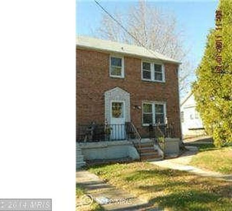 3219 Taylor Ave, Baltimore, MD 21234