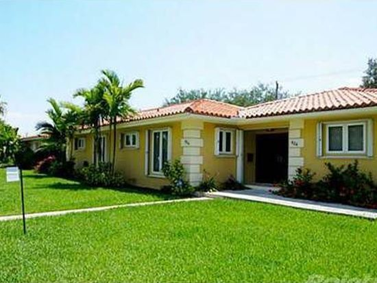 826 Benevento Ave, Coral Gables, FL 33146