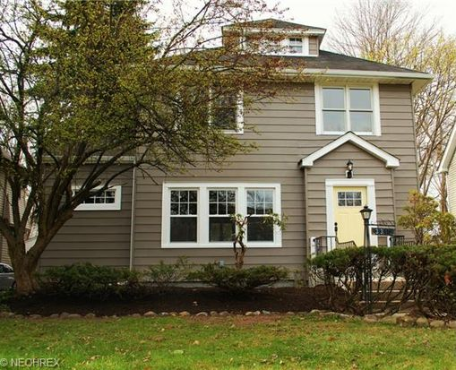 3312 Ormond Rd, Cleveland Heights, OH 44118