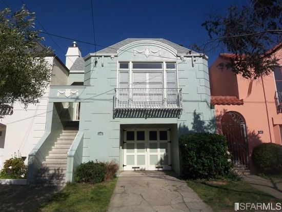 1466 42nd Ave, San Francisco, CA 94122