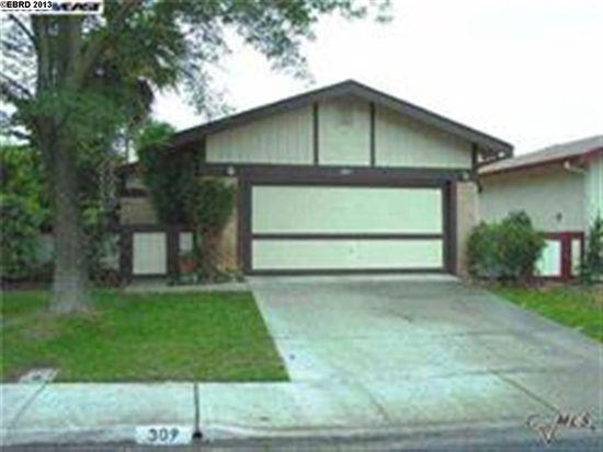 309 Cashew Ln, Oakley, CA 94561