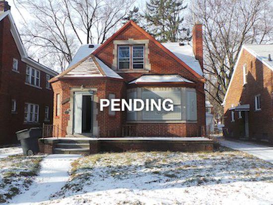 15491 Robson St, Detroit, MI 48227