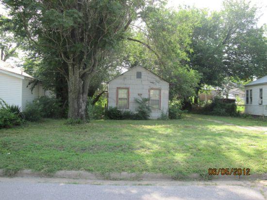 1812 Wickliff St, Oklahoma City, OK 73111