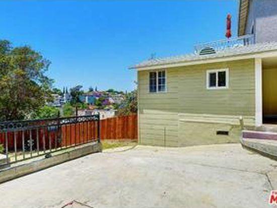 1075 N Rowan Ave, Los Angeles, CA 90063