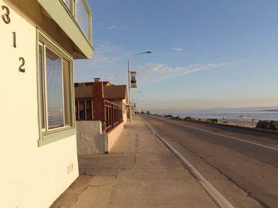 312 S The Strand APT 3, Oceanside, CA 92054