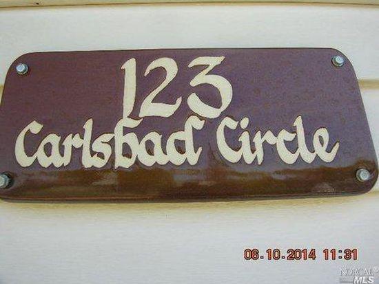 123 Carlsbad Cir, Vacaville, CA 95687