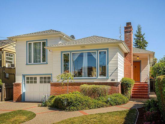 435 26th Ave, San Mateo, CA 94403