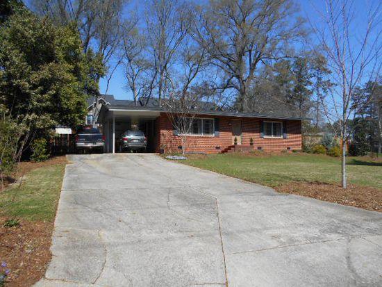 821 Harrington Dr, Milledgeville, GA 31061