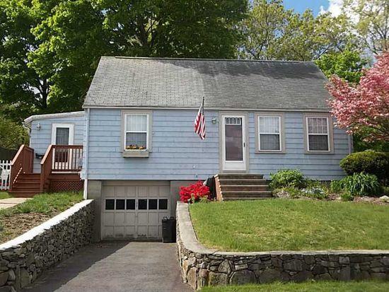 85 Mayflower St, East Providence, RI 02914