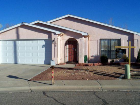 498 Sandia Ave SE, Los Lunas, NM 87031