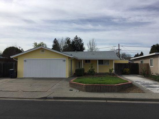 1851 San Anselmo St, Fairfield, CA 94533