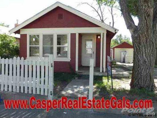 745 N Beech St, Casper, WY 82601