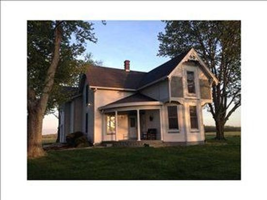 3693 S 800 E, Waldron, IN 46182