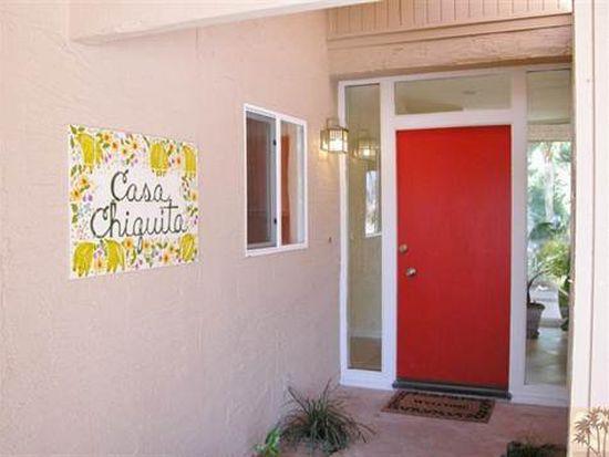 597 N Chiquita Cir, Palm Springs, CA 92262