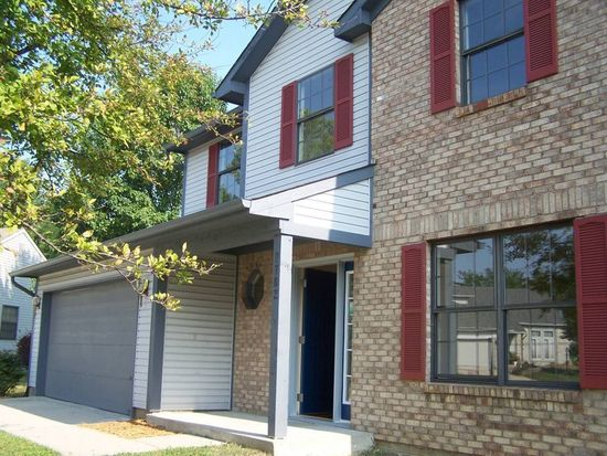 7703 Janel Ct, Indianapolis, IN 46237