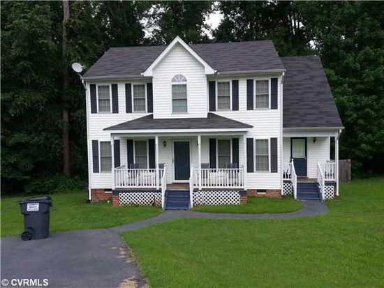 1819 Bellows Dr, North Chesterfield, VA 23225