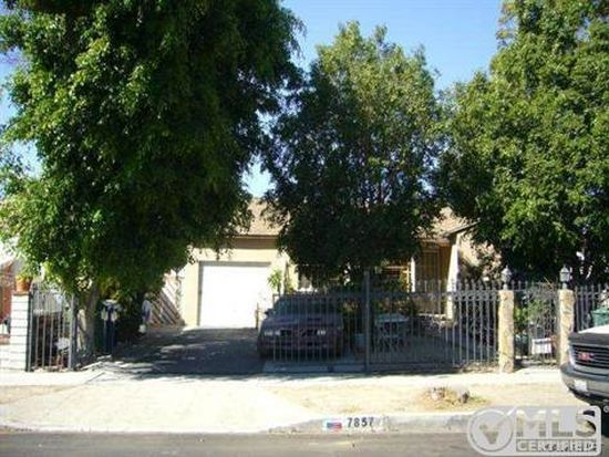 7857 Ben Ave, North Hollywood, CA 91605