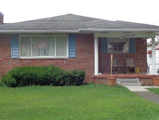 3816 Waverly Rd, Huntington, WV 25704
