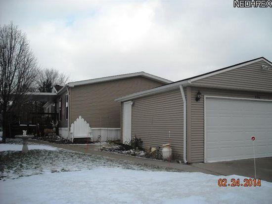 551 Sandtrap Cir, Painesville, OH 44077