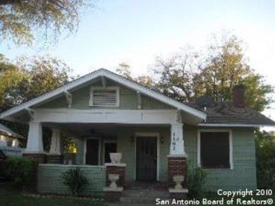 1102 Hammond Ave, San Antonio, TX 78210