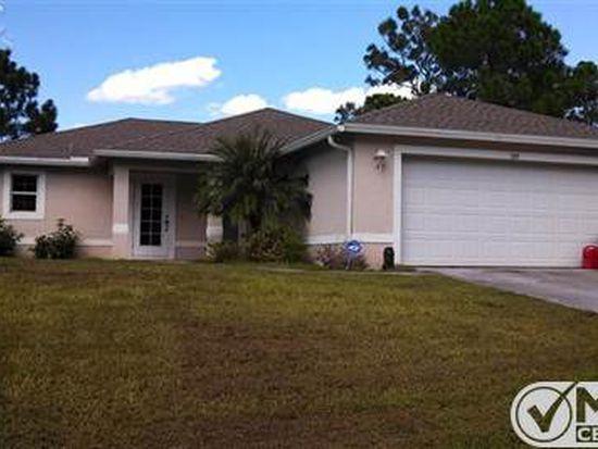 1109 Ramose St E, Lehigh Acres, FL 33974