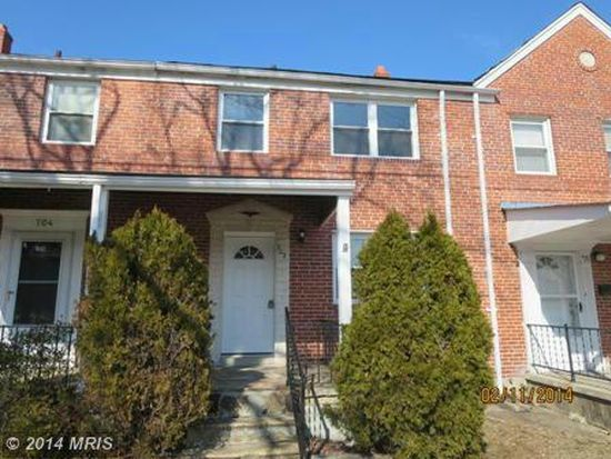 702 Edmondson Ave, Baltimore, MD 21228