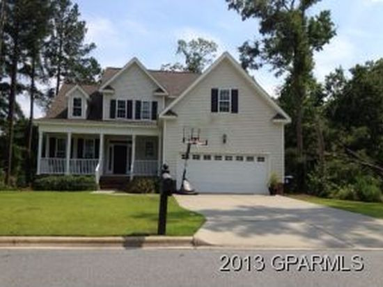 2251 Franklin Dr, Winterville, NC 28590