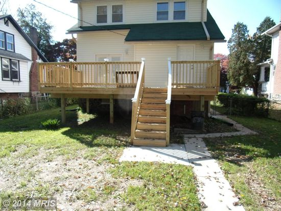 5318 Fernpark Ave, Baltimore, MD 21207