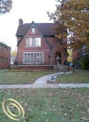 16530 La Salle Ave, Detroit, MI 48221