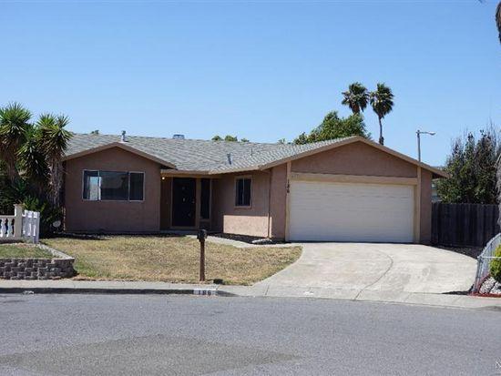 186 Murphys Ct, Vallejo, CA 94589