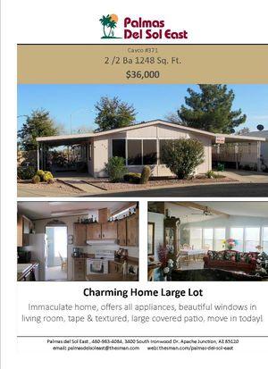 3400 S Ironwood Dr LOT 371, Apache Junction, AZ 85120