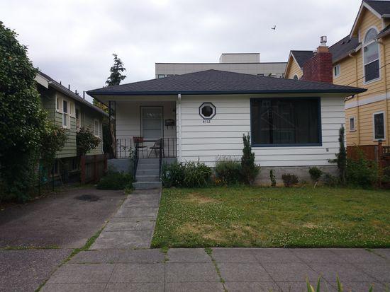 4112 Midvale Ave N, Seattle, WA 98103