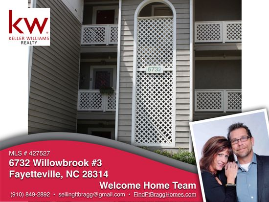 6732 Willowbrook Dr APT 3, Fayetteville, NC 28314