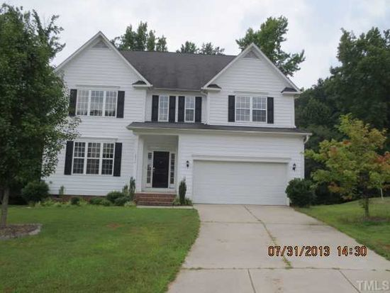 2836 Carriage Meadows Dr, Wake Forest, NC 27587