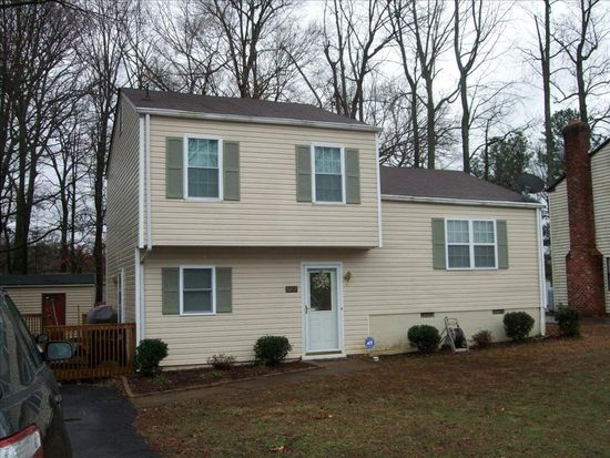 5107 Carryback Dr, North Chesterfield, VA 23234