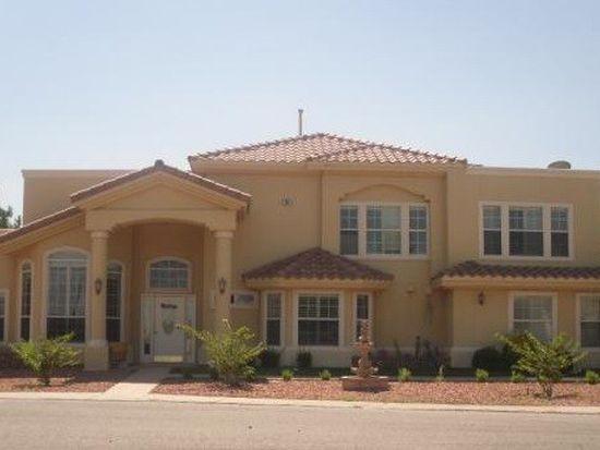 616 Cinnamon Teal Cir, El Paso, TX 79932