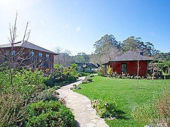 350 Lauff Ranch Rd, Bolinas, CA 94924